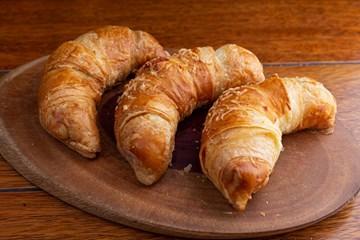 Imagem de Croissant Peito de Peru com Catupiry (Un)