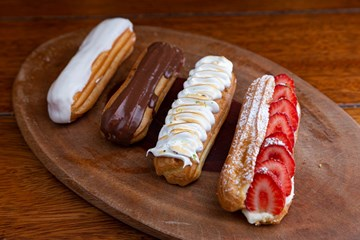 Imagem de Bomba Eclair Chocolate (Un)